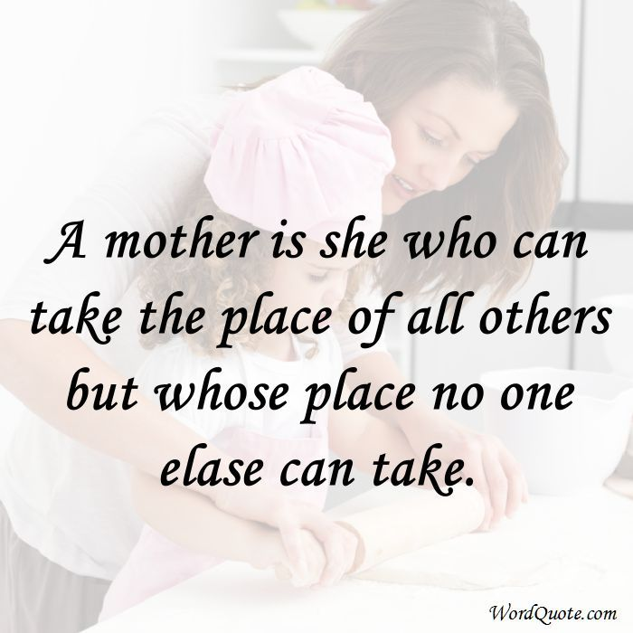 Sweet Mother And Daughter Quotes