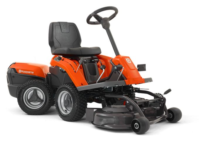 The Rider Battery is Husqvarna's first battery-powered ride-on mower. With no emissions, low noise and up to 90 minutes runtime, depending on lawn conditions, it's the perfect choice for residential gardens - you get the comfort and performance of a Husqvarna Rider, without disturbing your neighbours.