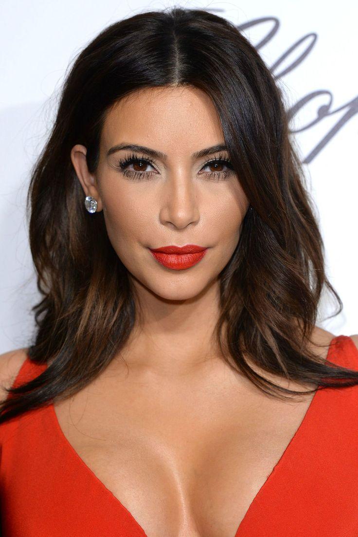 1000 Ides Sur Le Thme Kim Kardashian Hair Sur Pinterest