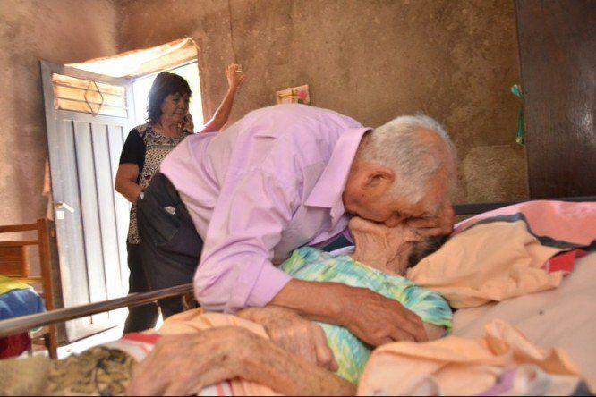 Un vecino de Quemú Quemú se reencontró con su mamá 63 años después
