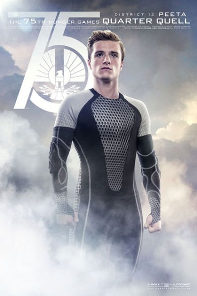 First Look: New Catching Fire Movie Posters Released | Gossip Girl