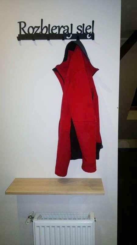 Rozbieraj się! - wieszak na ubrania #wieszak #rozbieraj #rozbierajsie #dekoracje #dekoracja #pomysł #pomysły #prezent #prezenty #dom #home #przedpokój