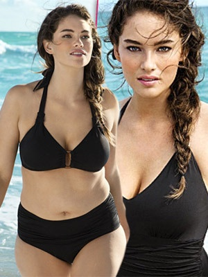 Plus Size Is Not Fat! Curvy H Bikini Model Jennie Runk Explains Why She Chose To Pack On The Pounds