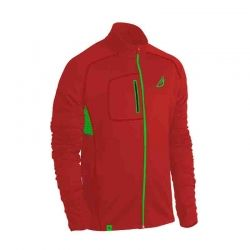 Bright Red Sports Jacket