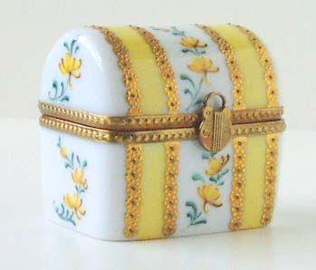 personalization limoges boxes porcelain