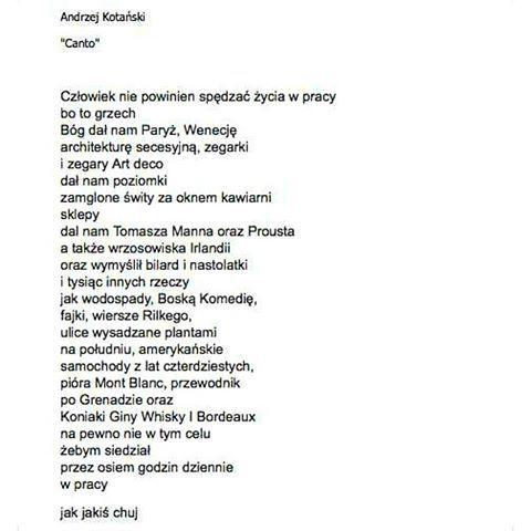 #AndrzejKotanski