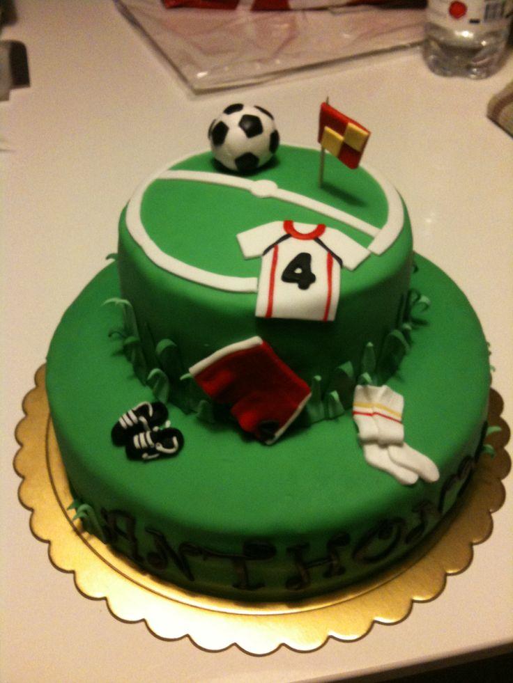 Torta calcio soccercake cake