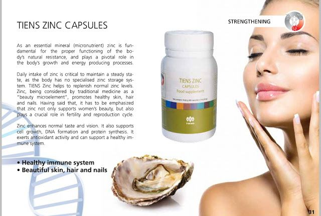Tiens Product Career Business Health Business Network Marketers Zinc Capsules Herbalism Health