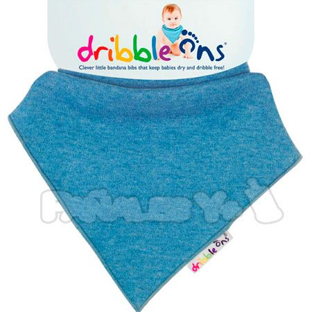 #DribbleOns Vaquero #babero #bebe #quitababas http://www.panalesymas.com/baberos/baberos-dribble-ons-oscuros.html