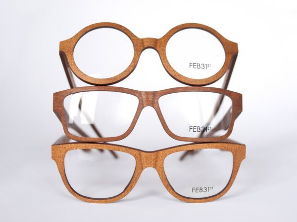 48000 kauri wood eyewear collection by valerio comettiv12 design
