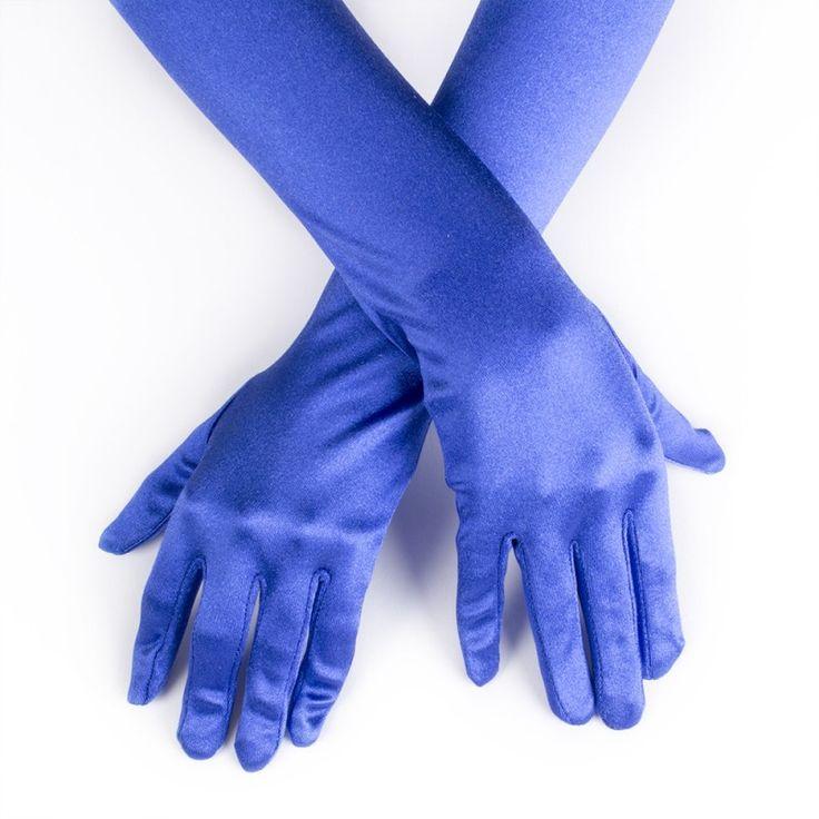 GL-004 - Blue Gloves
