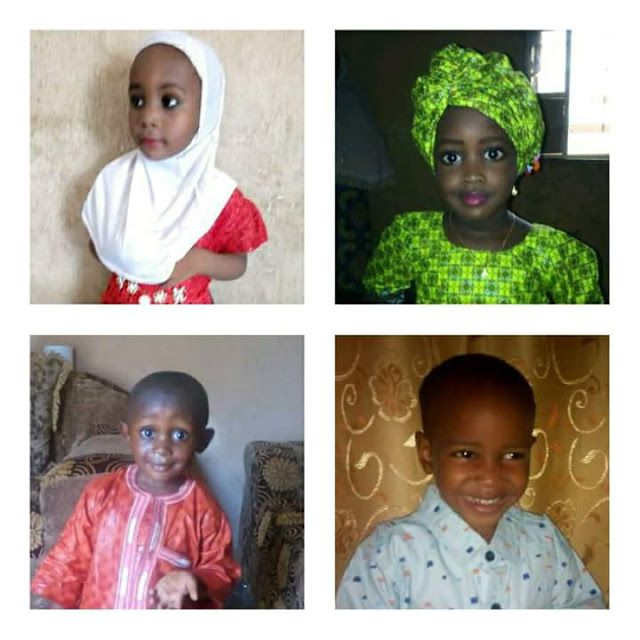 FOW 24 NEWS: Four Children Go Missing In Kaduna State, Nigeria