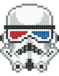 Resultado de imagen para star wars pixel art