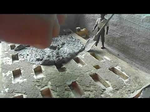 Molde para Telhas Tipo Brasilit   Material de construção Jamelão Albuque...