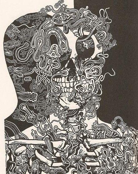 Patrice Killoffer - 'Six Hundred and Seventy Six Apparitions of Killoffer' 2002