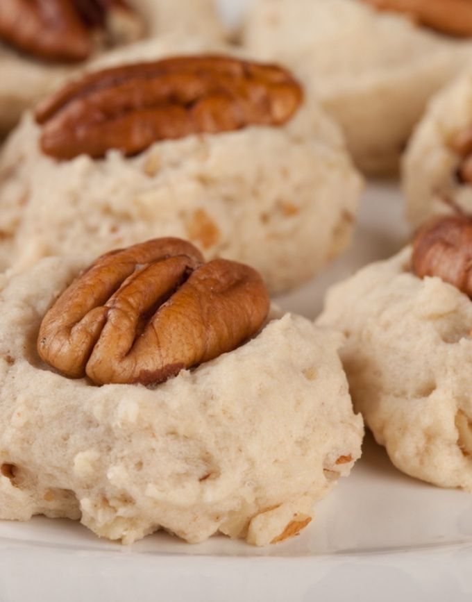 Homemade Pecan Sandies - great for the holidays!