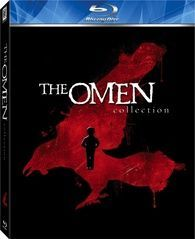 The Omen Collection Blu-ray: The Omen, Damien: Omen II, The Final Conflict, The Omen 2006