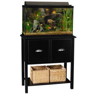 29 Gallon Aquarium Stand » Top Fin® Durham Aquarium Stand   PetSmart