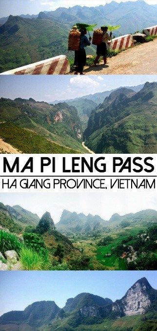 Bucket List destination in Ha Giang, North Vietnam. Motorbike the EPIC Ma Pi Leng Pass from Dong Van to Meo Vac. Follow all of my fashionable adventures around the world at Hauteculturefashion.com