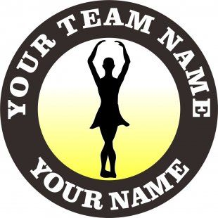 Customized Ballet logo 05
