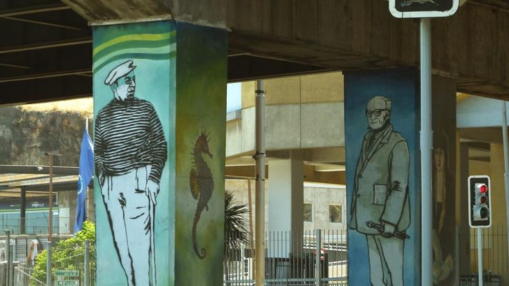 A Walk with Neruda in Valparaiso- Chile-