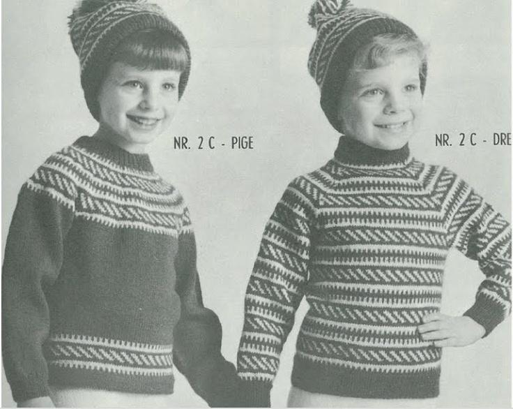 Færø-strikk