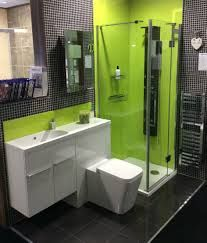 Image result for grey and lime bathroom