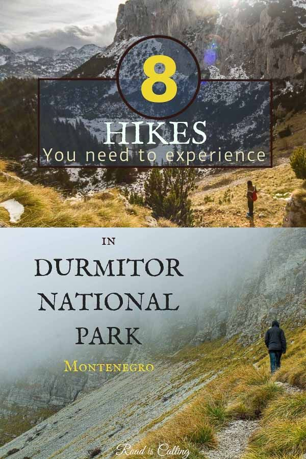 Durmitor National Park Hiking: 8 Hikes That Should Be On Your List
