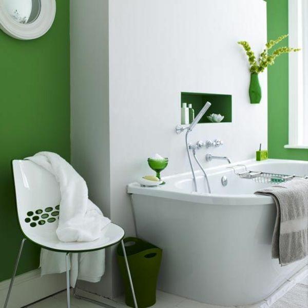 Kleines Bad Welche Wandfarben Waren Passend Badezimmer Klein