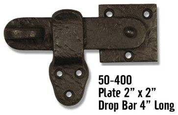 Sliding barn door latch system