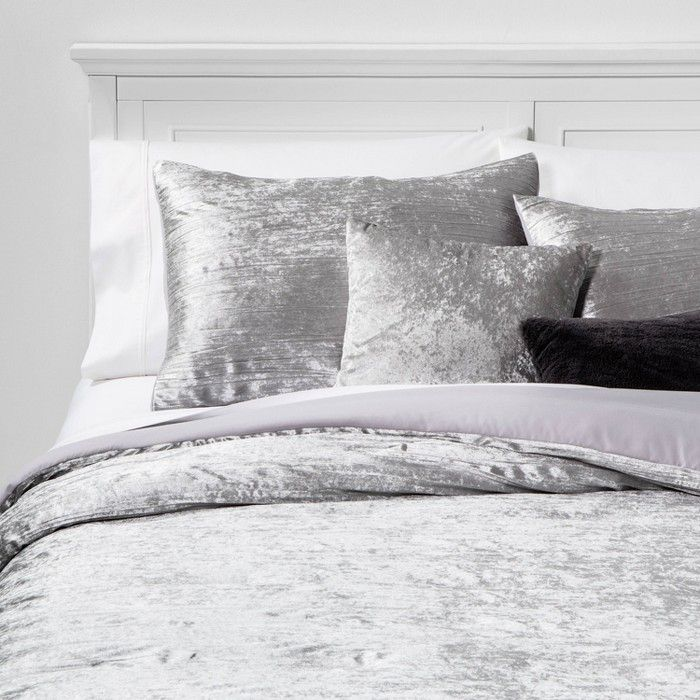 Pin On For The Home, Target Gray Bedding Sets