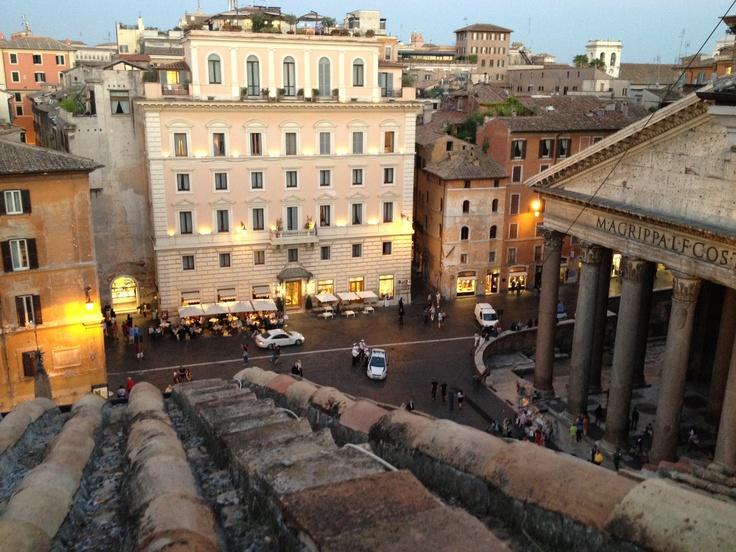 The Penthouse - Piazza della Rotonda, Roma