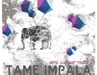 """Check out new work on my @Behance portfolio: """"Monoprint and Digital CD Cover""""…"""
