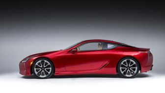 The all-new Lexus LC 500 made its debut at the North American International Auto Show this past January in Detroit, and it did so sporting amazing new tires from Michelin. The luxury sports coupe boasts MICHELIN® Pilot® Super Sport ZP tires, which encompass a never-before-used hybrid sidewall technology that is perfect for performance vehicles because it makes the tires able to maintain their run-flat competence and first-rate handling while reducing mass and resistance.