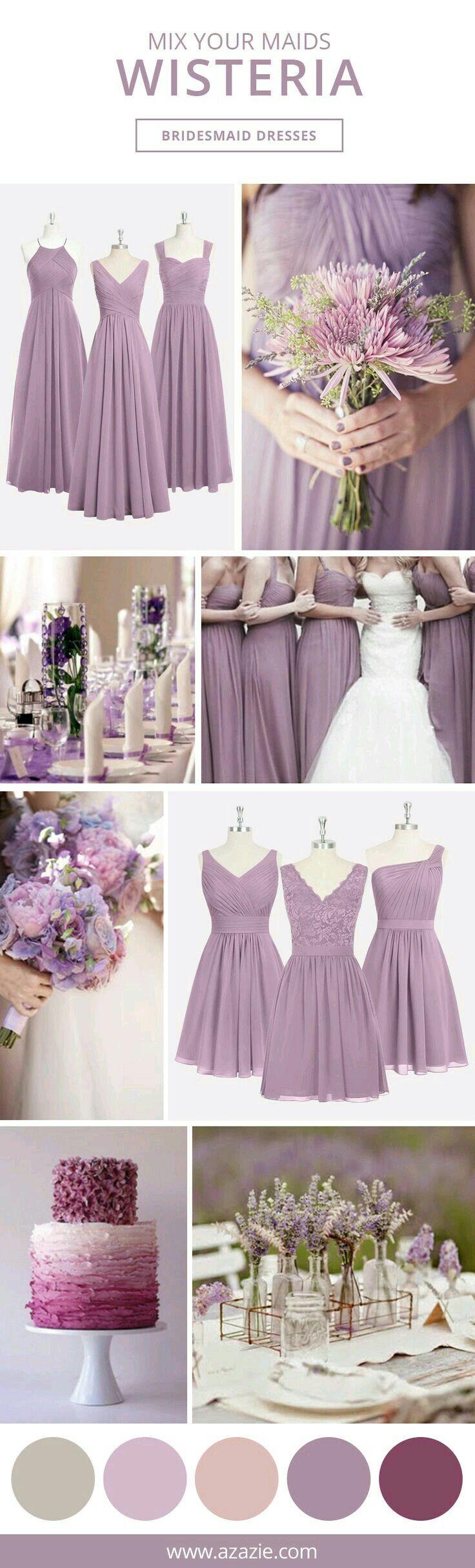 best purple wedding images on pinterest color palettes