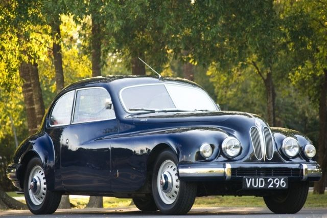 1953 Bristol 403  Chassis No. 4031836  Engine No. 85/C 1675  ·         Very Rare Luxury Tourer  ·         A unique c...