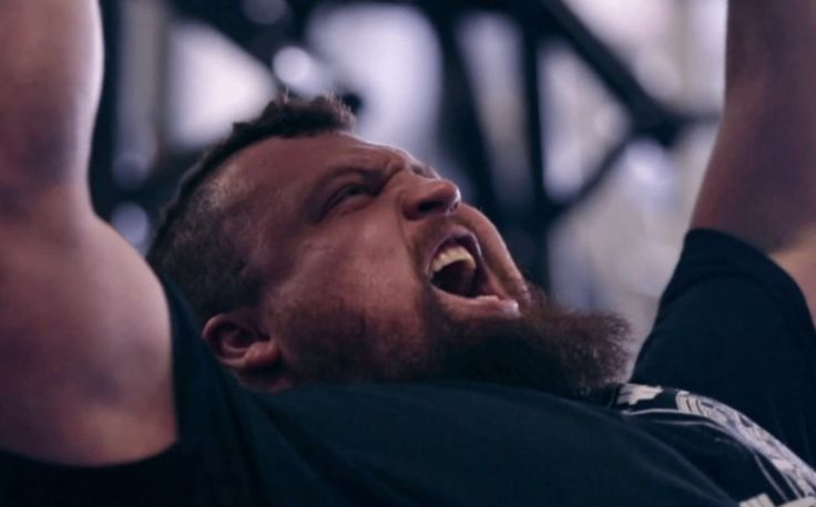 Stoke-on-Trent strongman Eddie Hall has his sights set on global success. Jonathan   Wells spends a day with 'The Beast' to discover the man behind the   muscles