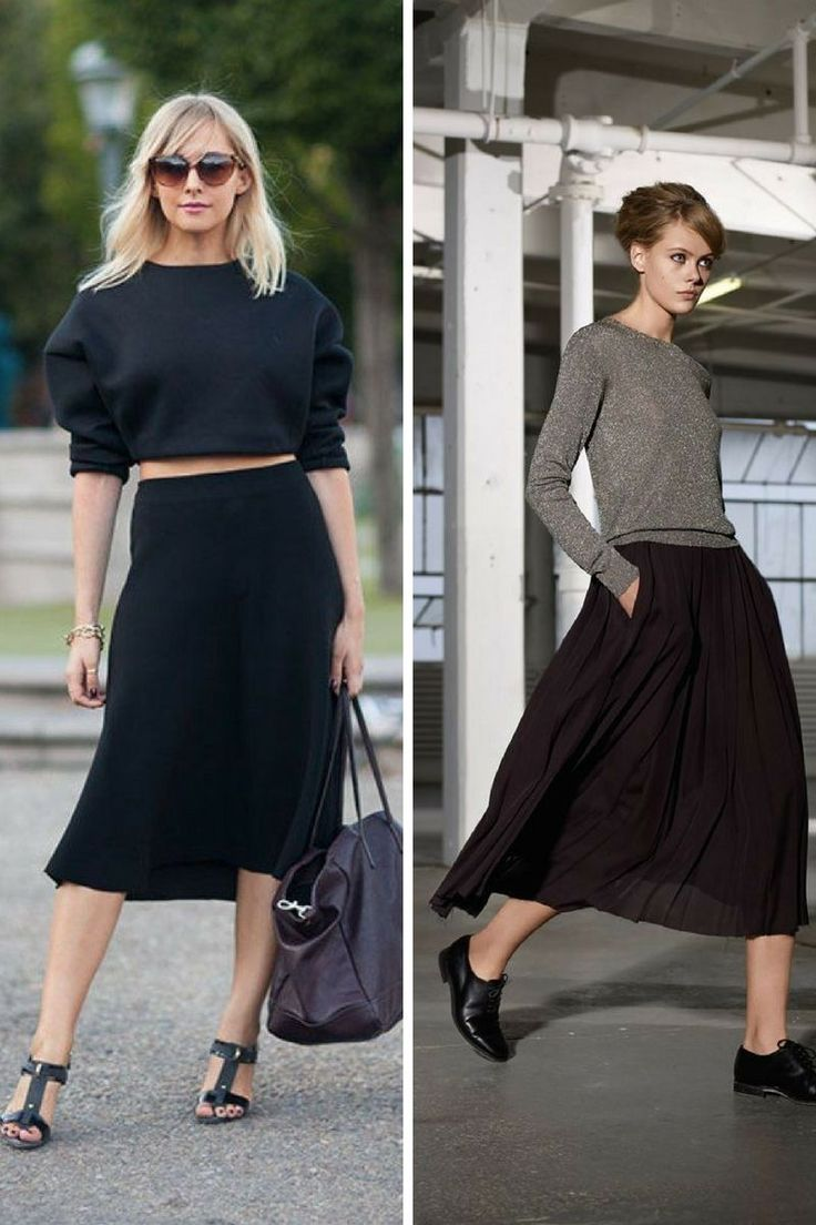 Midi Skirts For Fall (1)