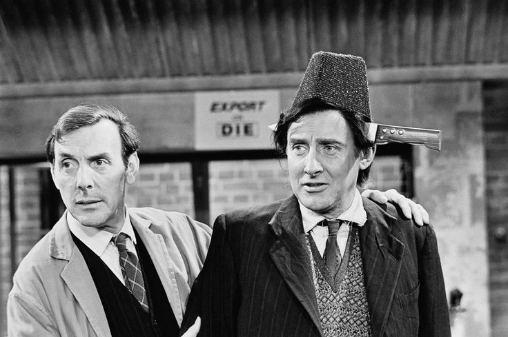 Eric Sykes & Spike Milligan