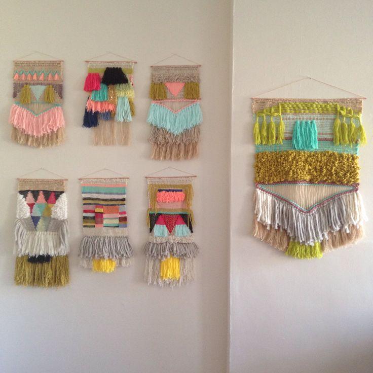Weavings by Maryanne Moodie www.maryannemoodie.com