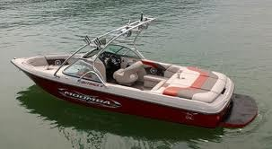 Give your family the Ultimate Barefooting Experience. Get the Strongest Wakeboard Tower for your 2012 Moomba Outback V!