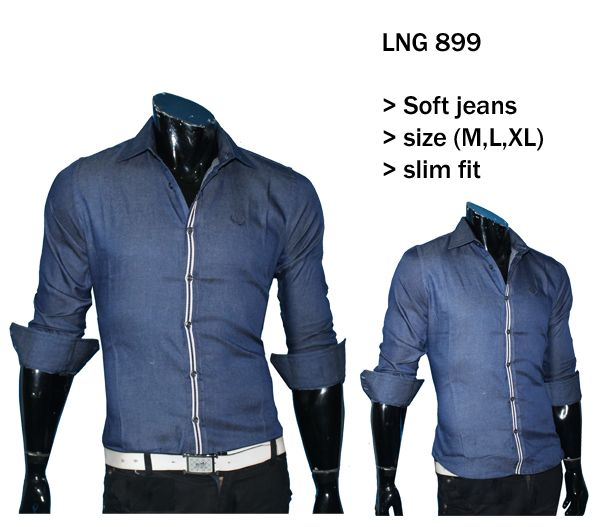 LNG 899 soft jeans (135rb) (M,L,XL) Untuk order/ pertanyaan, hubungi salah satu contact di bawah ini Jika angka terakhir no HP Anda adalah: 0/1 silakan SMS: 0878-8079-2000 atau BBM: 2A0943F9 2/3 silakan SMS: 0818-0678-0012 atau BBM: 2942A27E 4/5/6 silakan SMS: 021-56133234 atau BBM: 32A76796 7/8/9 silakan SMS: 021-56128285 atau BBM: 32A6E320  #kemejamotif  #kemejakorea  #kemejapanjang http://gudangfashionpria.com
