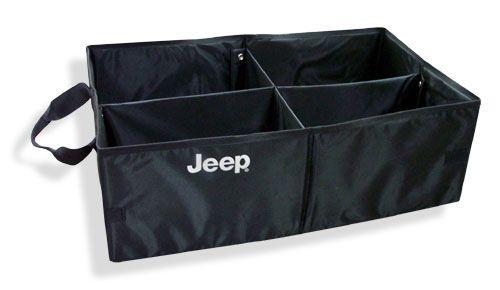 Mopar Jeep Cargo Tote - Mopar #82208566 #82208566