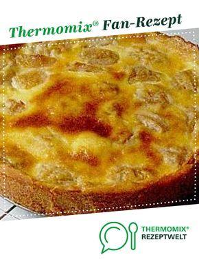 Apfelkuchen Mit Pudding Guss Rezept Sweets Cake Kuchen Und