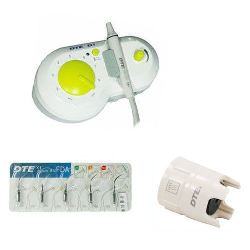 Woodpecker D1 Dental Piezo Ultrasonic Scaler DTE 5 Tips Compatible Original 220V #Woodpecker