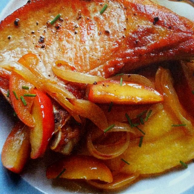 ... polenta | For the stomach | Pinterest | Polenta, Pork Chops and Pork