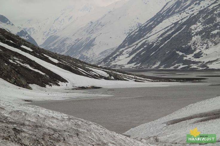 Mantalai Lake Parvati Valley Trek - Himachal Pradesh Photo Credit: Nilanjan Patra