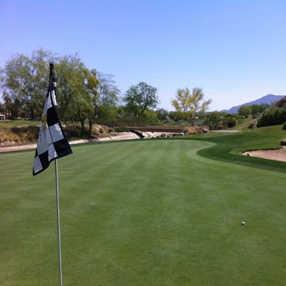 2013 Californian Desert Tour - The exclusive 3rd Green @ Nicklaus Private Course. http://ow.ly/nWBfZ #green #california #nicklaus #golf #teeoff #swing #golfer #golfcourse #golfing #golfclubs #holeinone #game #endurance #golftours #greengolftours