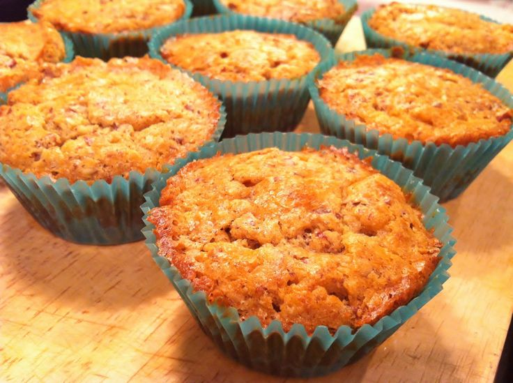 Low Carb Layla: Pecan Pie Muffins #lowcarb: