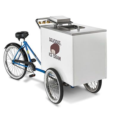 The Genuine Good Humor Ice Cream Cart - Hammacher Schlemmer #HammacherHolidays pinch me, I'm dreaming... have wanted one my whole life!!!